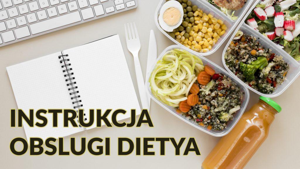 Instrukcja obsługi diety – jak jeść to co zawsze, a wyglądać lepiej!